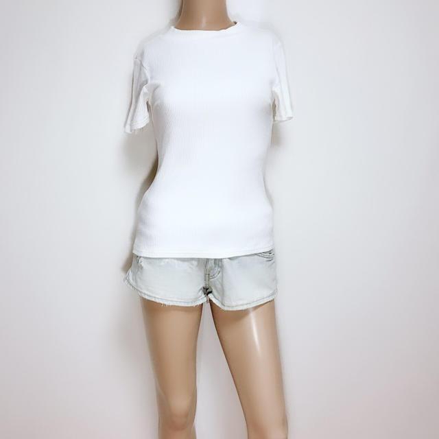 INGNI(イング)のINGNI リブトップス レースキャミ ビスチェ♡セシルマクビー SET お得♡ レディースのトップス(カットソー(半袖/袖なし))の商品写真