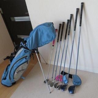 キャロウェイゴルフ(Callaway Golf)のレディース ゴルフセット(キャロウェイGEMS)(クラブ)