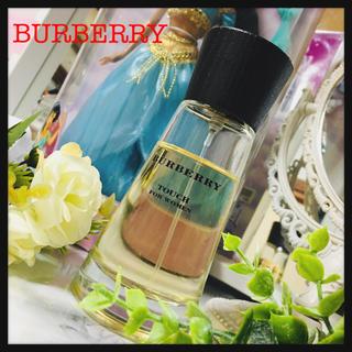 BURBERRY - 【BURBERRY】TOUCHFORWOMEN Eau DeParfum100㎖