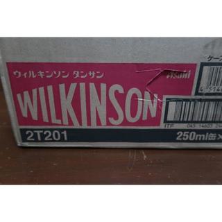 アサヒ(アサヒ)のアサヒ飲料 ウィルキンソン タンサン 炭酸水 250ml×20本(その他)