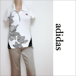 アディダス(adidas)のadidas ゴルフウェア レディース ポロシャツ♡ルコックスポルティフ ナイキ(ウエア)