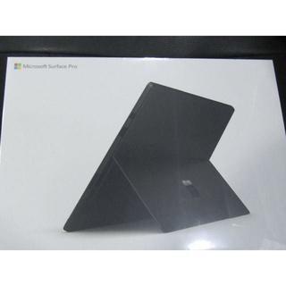 マイクロソフト(Microsoft)の人気商品 Surface Pro 6 ブラック KJT-00028 未開封(タブレット)