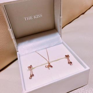 ザキッス(THE KISS)のTHE KISS ピアス&ネックレス(ネックレス)