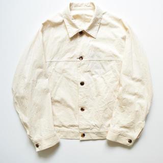 コモリ(COMOLI)のurutokyo  COTTON JACKET(テーラードジャケット)