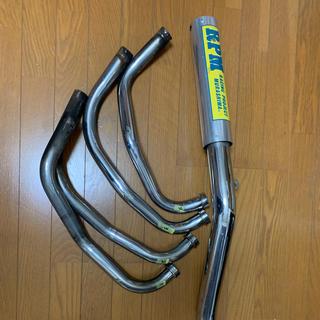 カワサキ - ZRX400 RPM管
