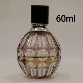 ジミーチュウ(JIMMY CHOO)の60ml JIMMY CHOO ジミーチュウ オードパルファム(香水(女性用))