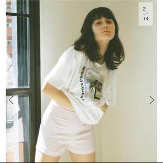 EDIT.FOR LULU - シャルルシャトンティーシャツ 完売品
