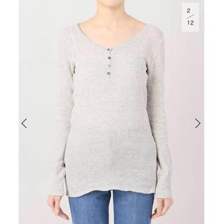 アパルトモンドゥーズィエムクラス(L'Appartement DEUXIEME CLASSE)のL'Appartement *ワッフルlong Tシャツ(Tシャツ(長袖/七分))