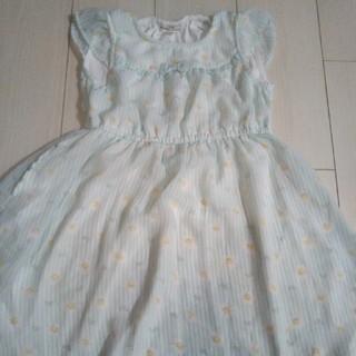 エニィファム(anyFAM)のワンピース シフォンワンピース 子供服 (ワンピース)