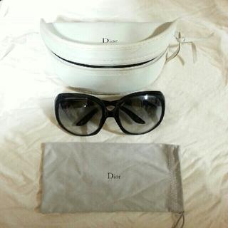 ディオール(Dior)の正規 ディオール サングラス ブラック Dior グロッシー(サングラス/メガネ)