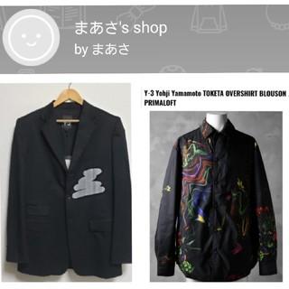 ワイスリー(Y-3)の Y-3 YOHJI YAMAMOTO ジャケット&TOKETA シャツ(テーラードジャケット)