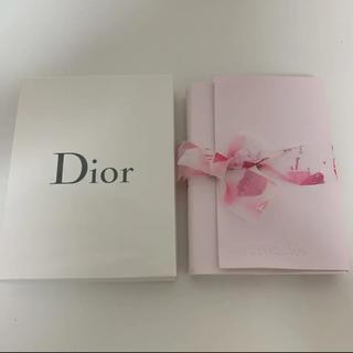 ディオール(Dior)のDior ノート ノベルティ(ノート/メモ帳/ふせん)