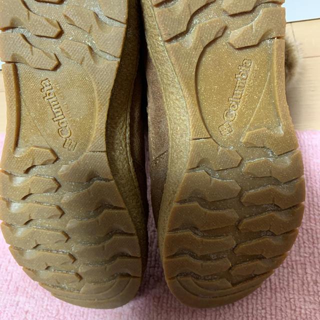 Columbia(コロンビア)のコロンビアハーフムートンブーツ レディースの靴/シューズ(ブーツ)の商品写真