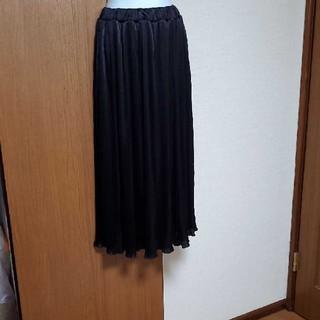セシルマクビー(CECIL McBEE)のプリーツロングスカート(ロングスカート)
