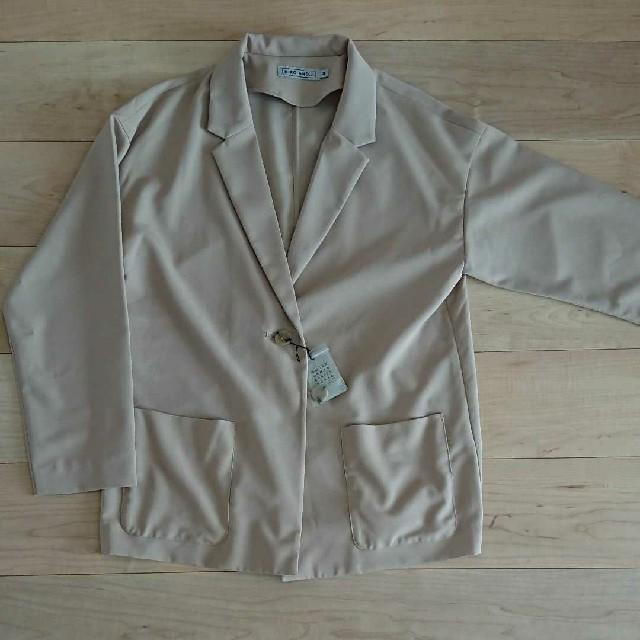 niko and...(ニコアンド)の新品☆ニコアンド テーラードジャケット レディースのジャケット/アウター(テーラードジャケット)の商品写真