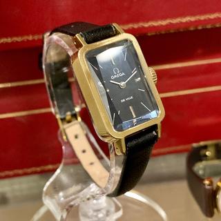 オメガ(OMEGA)のOMEGA  DEVILLE Emerald アンドリュウグリマデザイン(腕時計)