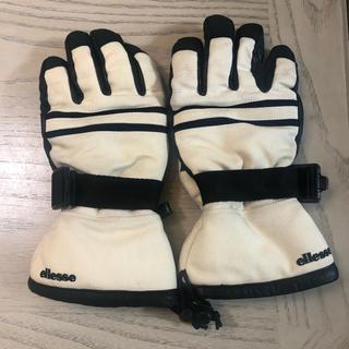 エレッセ(ellesse)のGORE-TEX スノーボード・スキー手袋(ウエア/装備)