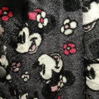 ミニーマウス(ミニーマウス)のディズニーリゾート 激レア キラキラ ミニー ロングコート サイズM(キャラクターグッズ)