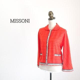 MISSONI - MISSONI ミッソーニ ジャケット