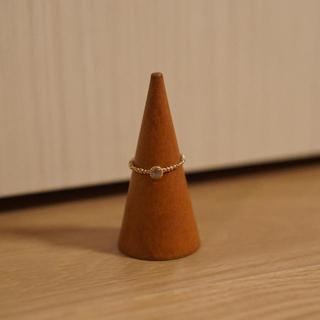 カオル(KAORU)の【Ikue Nakayasu様お取り置き】KAORU K10ダイヤモンドリング(リング(指輪))