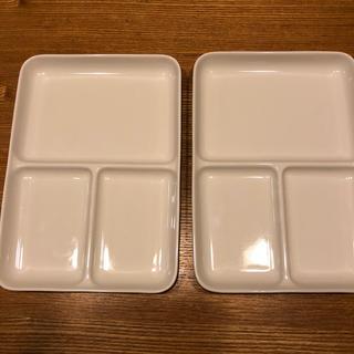 ムジルシリョウヒン(MUJI (無印良品))の無印良品 プレート皿(食器)