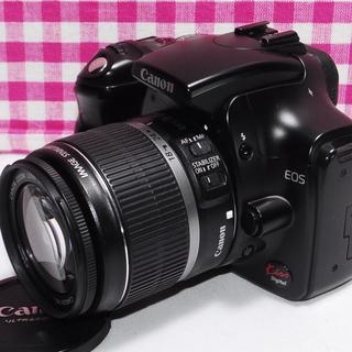 キヤノン(Canon)の❤ワクワクの予感❤Canon Kiss digital レンズキット(デジタル一眼)