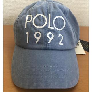 ポロラルフローレン(POLO RALPH LAUREN)の新品 polo 1992 stadium 90s cap(キャップ)