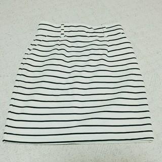 ローリーズファーム(LOWRYS FARM)のボーダータイトスカート(ミニスカート)