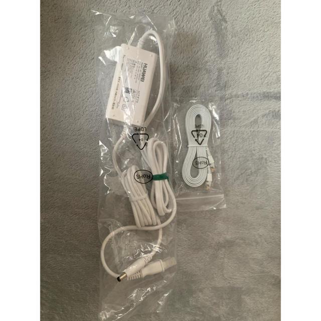 au(エーユー)のSpeed Wi-Fi HOME L01s スマホ/家電/カメラのスマホ/家電/カメラ その他(その他)の商品写真