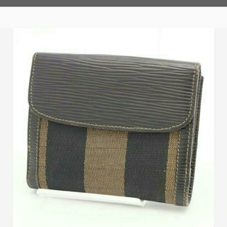 フェンディ(FENDI)のフェンディ 二つ折り財布(財布)