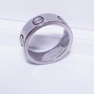 カルティエ(Cartier)の値下げ!カルティエ ラブリング LOVE RING (リング(指輪))