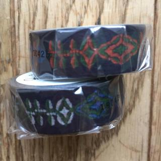 ミナペルホネン(mina perhonen)のミナペルホネン  マスキングテープ 4個(テープ/マスキングテープ)