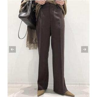 アパルトモンドゥーズィエムクラス(L'Appartement DEUXIEME CLASSE)のアパルトモン♡ Side Zip Pants(カジュアルパンツ)