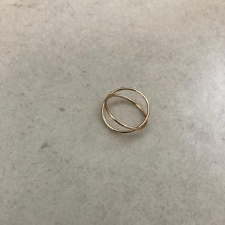 トゥモローランド(TOMORROWLAND)のsale! 【新作】NO.27 インポート リング  指輪  ゴールド(リング(指輪))