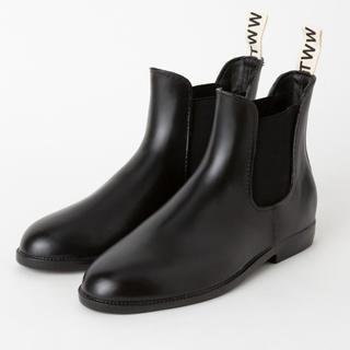 ユナイテッドアローズ(UNITED ARROWS)のtraditional whetherwear サイドゴアショートブーツ(ブーツ)