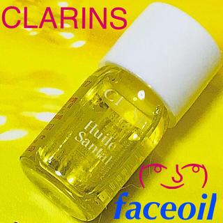 クラランス(CLARINS)の新品♡プラントフェイスオイルドライ☆人気美容液オイル♡CLARINS クラランス(フェイスオイル/バーム)