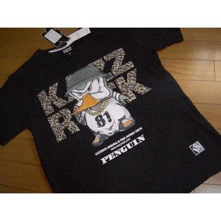 カズロックオリジナル(KAZZROCK ORIGINAL)の新品タグ付「kazzrock orginal」Tシャツ Mサイズ(Tシャツ/カットソー(半袖/袖なし))