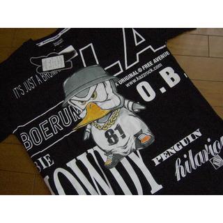 カズロックオリジナル(KAZZROCK ORIGINAL)の新品タグ付「kazzrock orginal」Tシャツ Lサイズ(Tシャツ/カットソー(半袖/袖なし))