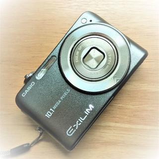 カシオ(CASIO)の【ジャンク】カシオ「EXILIM EX-Z1080」(※バッテリー、充電器無し)(コンパクトデジタルカメラ)