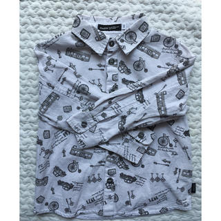 BeBe - BeBe 長袖シャツ size100