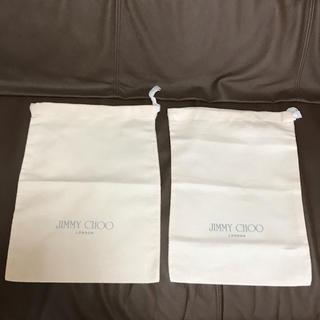 ジミーチュウ(JIMMY CHOO)のジミーチュウ 保存袋 ベビーピンク(ショップ袋)