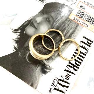 シマムラ(しまむら)のリング(リング(指輪))