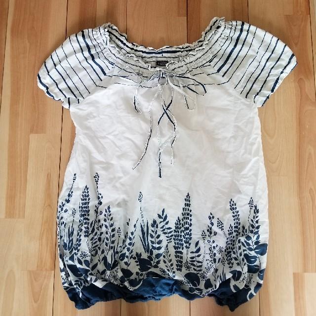 patagonia(パタゴニア)のパタゴニアレディース レディースのトップス(Tシャツ(半袖/袖なし))の商品写真