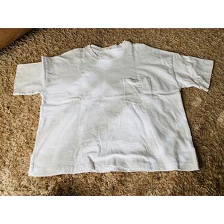 ジーユー(GU)のGU ビッグ Tシャツ(Tシャツ(半袖/袖なし))