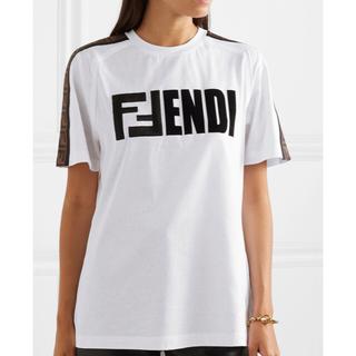 FENDI - FENDI ロゴ Tシャツ