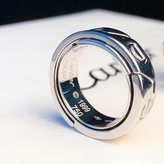 カルティエ(Cartier)の極美品!Cartierカルティエ 指輪 リング 超ファッション 6#(リング(指輪))