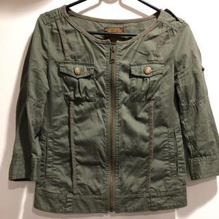 オゾック(OZOC)のジャケット(ミリタリージャケット)