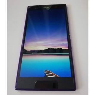 Xperia - 訳あり Xperia Z Ultra グローバルモデル(C6833)