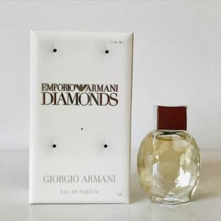 アルマーニ(Armani)のアルマーニ DIAMONDS 香水 5ml(ユニセックス)