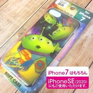 トイストーリー(トイ・ストーリー)のトイストーリー iPhone7 スマホケース DN397V(iPhoneケース)
